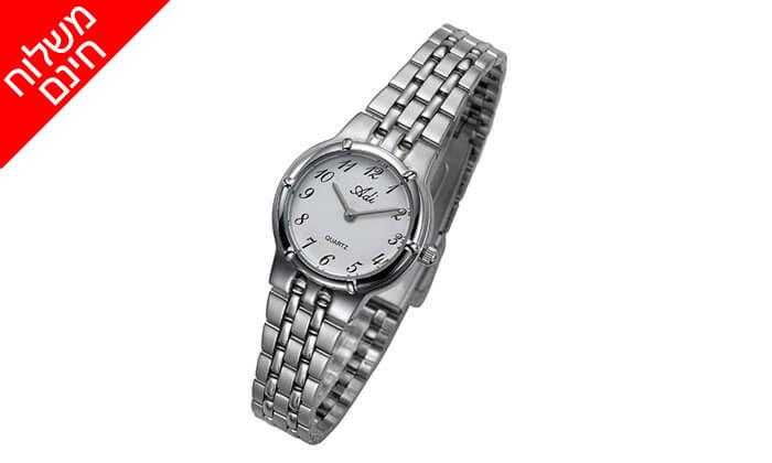3  שעון יד לאישה Adi - משלוח חינם
