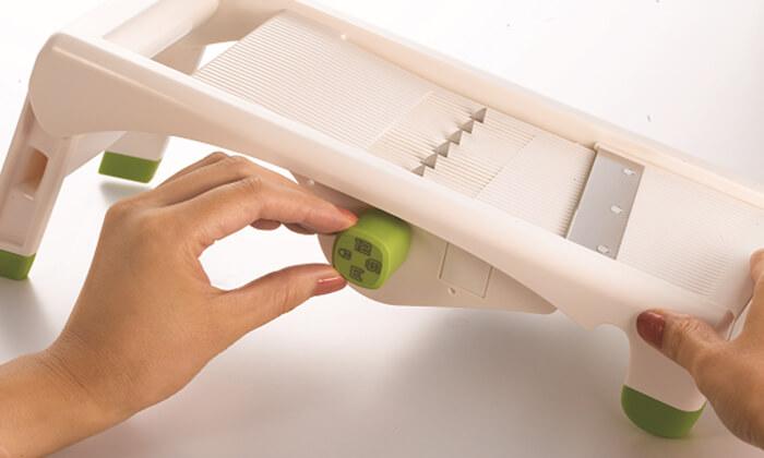 3 מנדולינה מקצועית לחיתוך ירקות KONSTAR