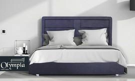 מיטה עם מזרן - ארגז מצעים
