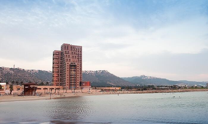 5 ארוחת שישי כשרה בסגנון בופה במלון לאונרדו פלאזה חיפה