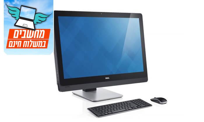 4 מחשב נייח DELL AIO עם מעבד i5 - משלוח חינם!