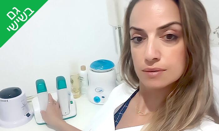 4 טיפולי פנים בקלינקת  Be-you-tiful, ראשון לציון