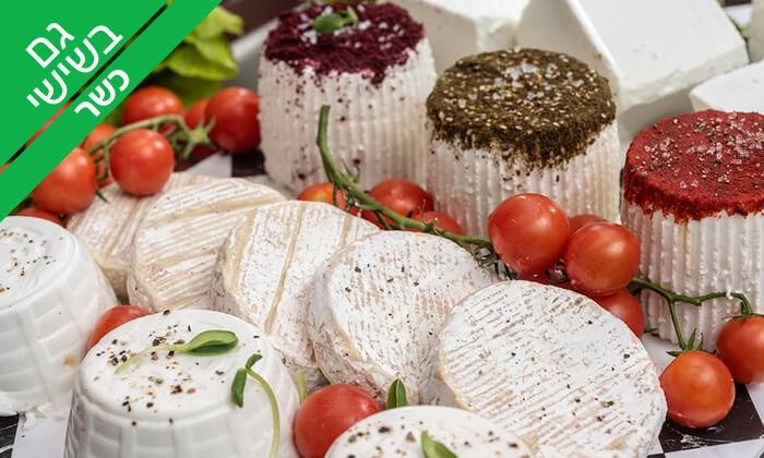 4 ארוחת בוקר-בופה כשר במלון לאונרדו פלאזה חיפה