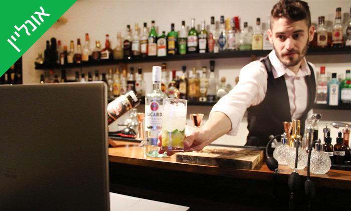 9 סדנת קוקטיילים LIVE עם Mixta Cocktails