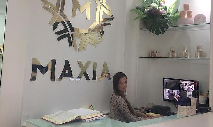4 עיסוי כתפיים, צוואר וגב עליון ב-Beauty Clinic Maxia, אשדוד
