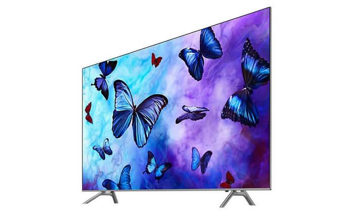 2 טלוויזיה חכמה Hisense ULED, מסך 75 אינץ' - משלוח חינם