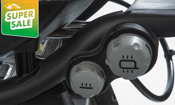 7 גריל גז מורכב וובר Weber דגם Q3200