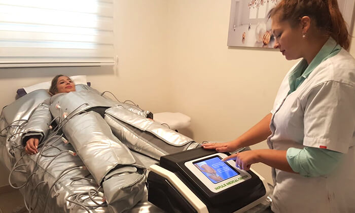 2 טיפול הצרת היקפים ומיצוק הגוף במרכז לעיצוב וחיטוב הגוף, נתניה