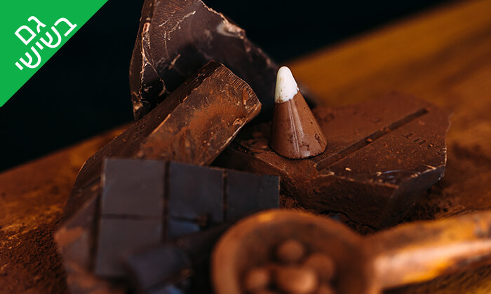 4 ביקור במפעל השוקולד DE KARINA, עין זיוון