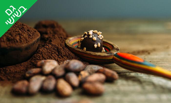 5 ביקור במפעל השוקולד DE KARINA, עין זיוון