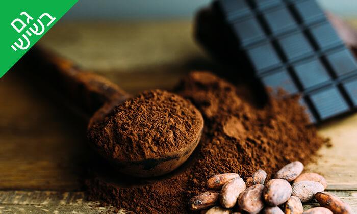 6 ביקור במפעל השוקולד DE KARINA, עין זיוון