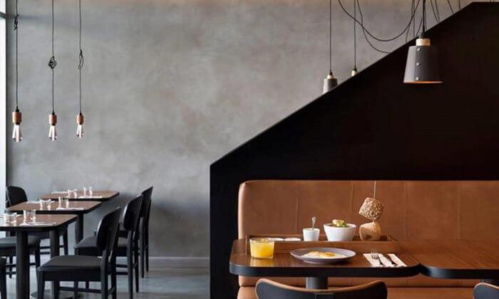 6 ארוחת בוקר במסעדת Ultra Bar Food&Wine, הירקון תל אביב