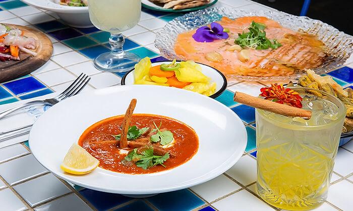 12 ארוחת טעימות יוונית זוגית במסעדת סופלקי הכשרה, נתניה
