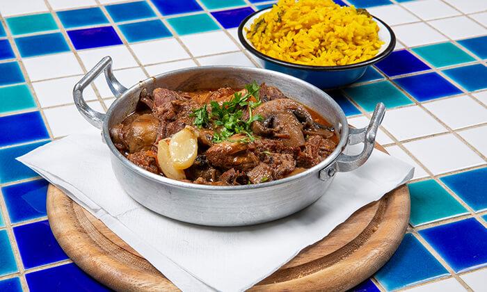 19 מסעדת סופלקי, נתניה - ארוחה זוגית כשרה