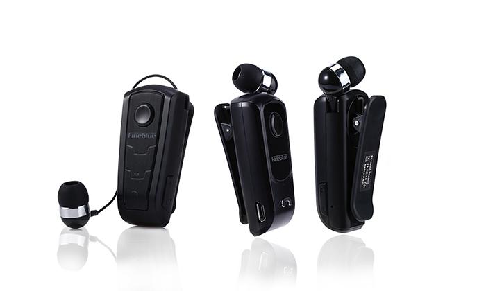 2 אוזניית Bluetooth אלחוטית - Fineblue