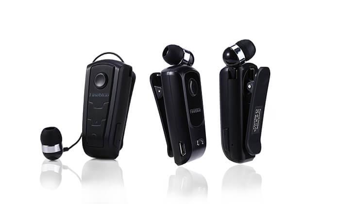 5 אוזניית Bluetooth אלחוטית - Fineblue