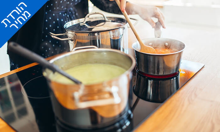 6 סדנת מרקים בבישולים 4U, פתח תקווה
