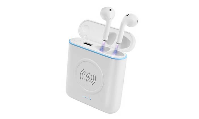 3 זוג אוזניות Bluetooth אלחוטיות