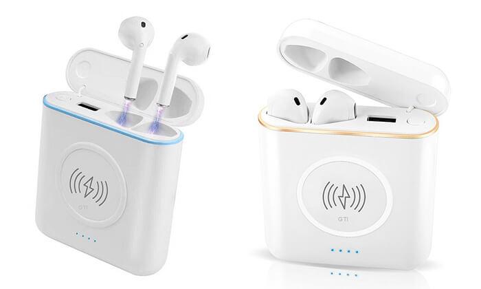 7 זוג אוזניות Bluetooth אלחוטיות