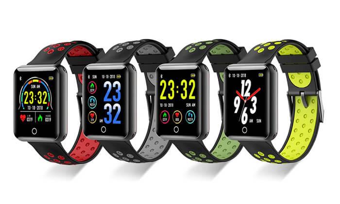 2 שעון ספורט חכם עם תצוגת LED