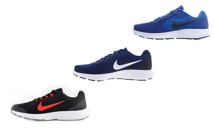 2 נעלי ספורט לגברים NIKE