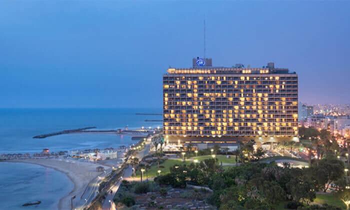 6 GROO Premium   מזנון פרימיום כשר בשישי ובשבת - מלון הילטון תל אביב