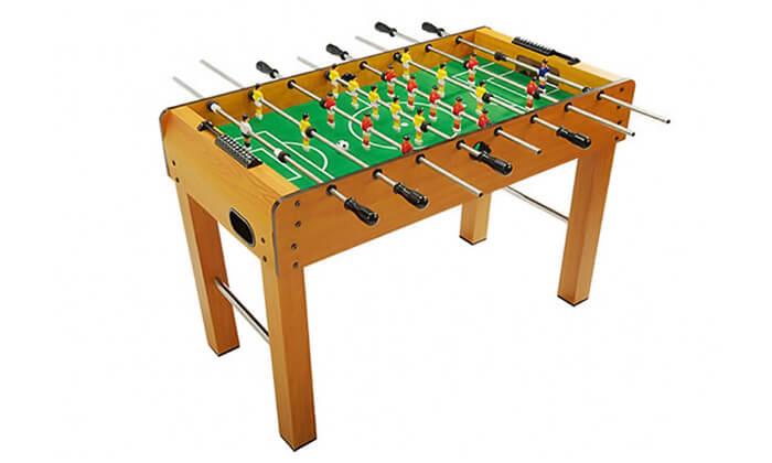 2 שולחן כדורגל ביתי