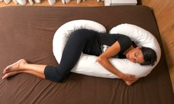 כרית פינוקית להיריון ולכאבי גב