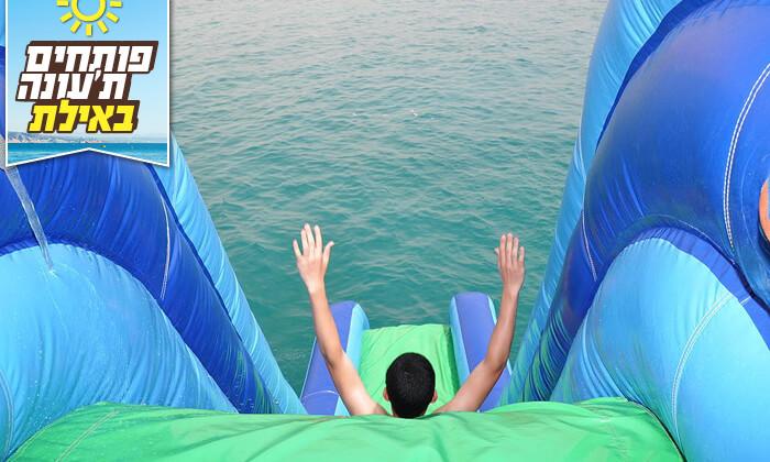 4 רו-עי יאכטות אילת - שייט בספינה