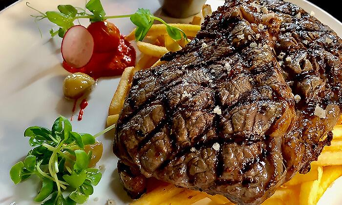 12 ארוחה זוגית כשרה במתחם Giggsiסינמה ספורטבר, באר שבע