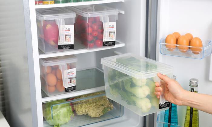 2 סט 4 קופסאות למקרר