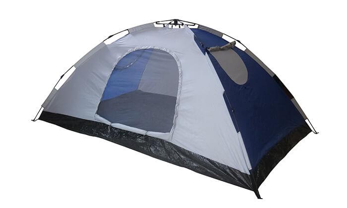 2 אוהל ל-6 אנשים