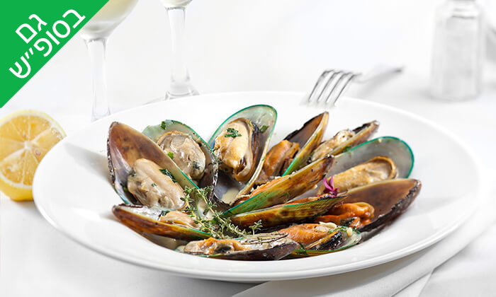 6 ארוחה זוגית ב-Medzzo, מרינה הרצליה