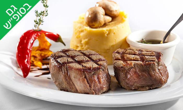 9 ארוחה זוגית ב-Medzzo, מרינה הרצליה