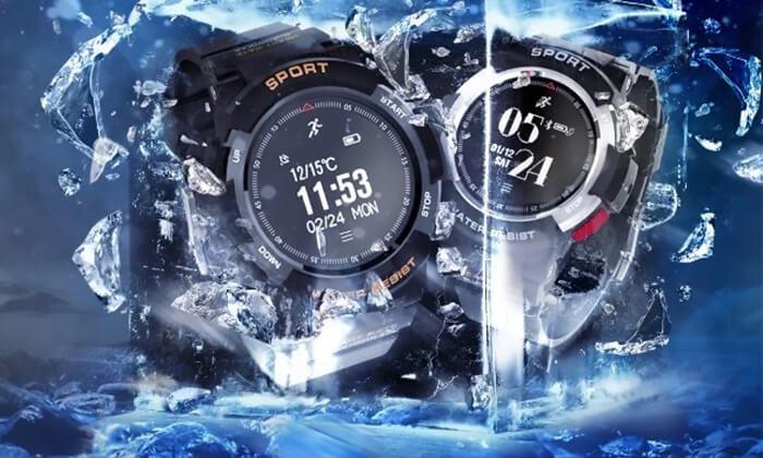 3 שעון ספורט חכם עמיד במים