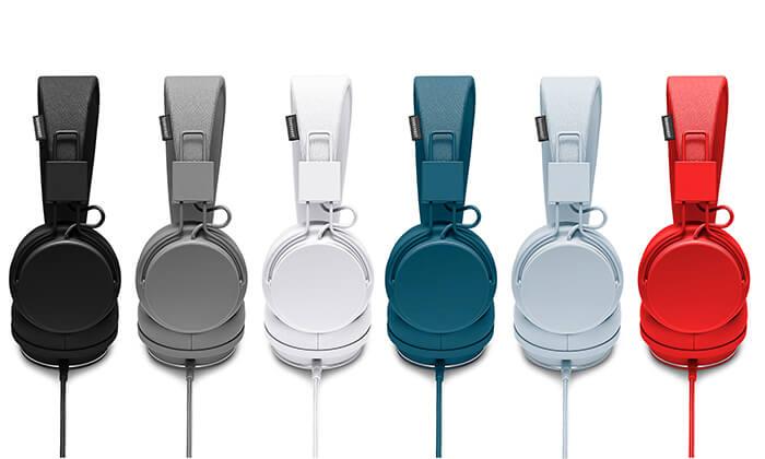 3 אוזניות קשת URBANEARS