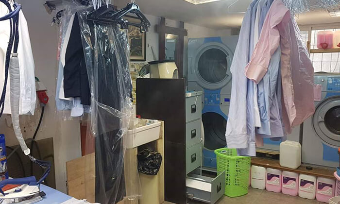 4 שירותי מכבסה - מכבסת ממילא, ירושלים
