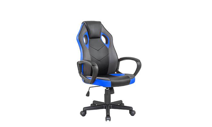 4 כיסא גיימינג ארגונומי Homax
