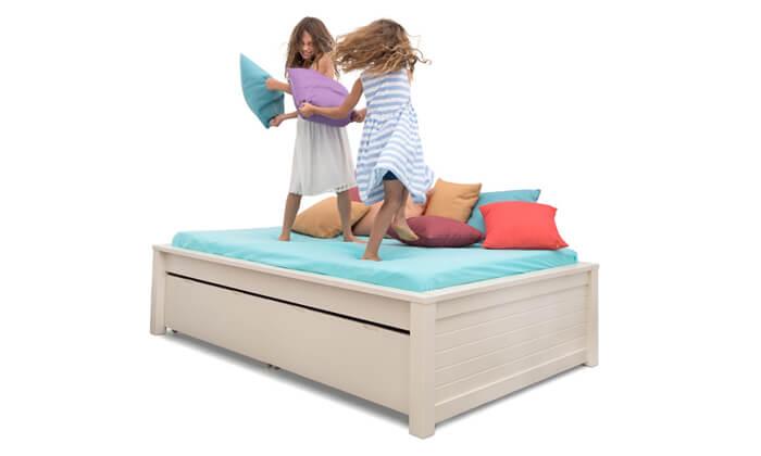 3 מיטה ברוחב וחצי Highwood