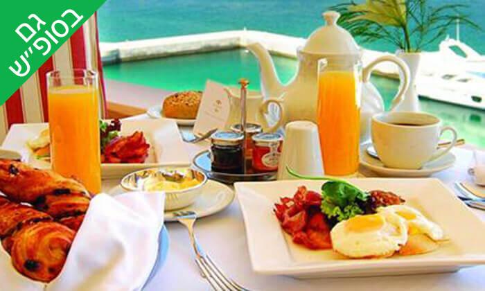 8 ארוחת בוקר זוגית בסטלה ביץ' - דג על הים, בת-ים