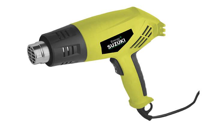 2 אקדח חום SUZUKI Energy