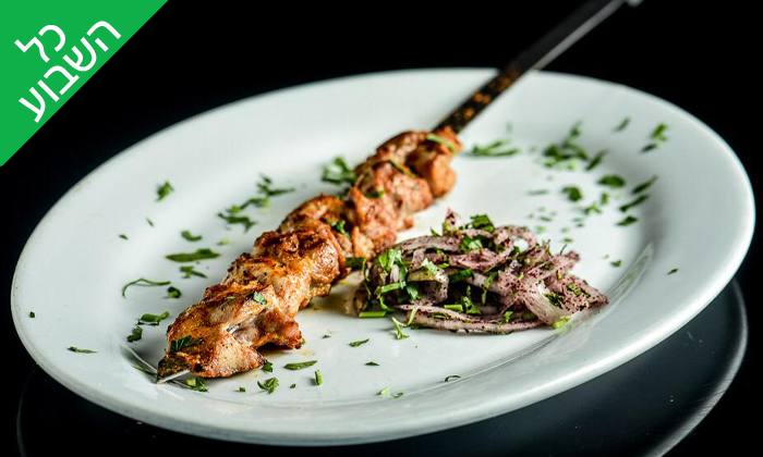 6 ארוחה זוגית בסטלה ביץ' - דג על הים, בת ים