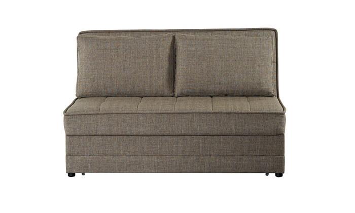7 ספה דו-מושבית הנפתחת למיטה זוגית BRADEX
