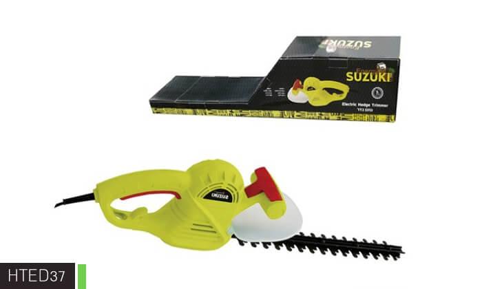 3 גוזם גדר חיה SUZUKI Energy