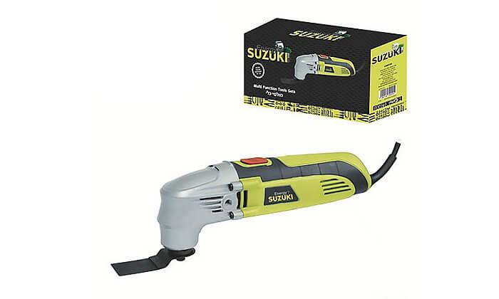 2 מולטי-כלי SUZUKI Energy