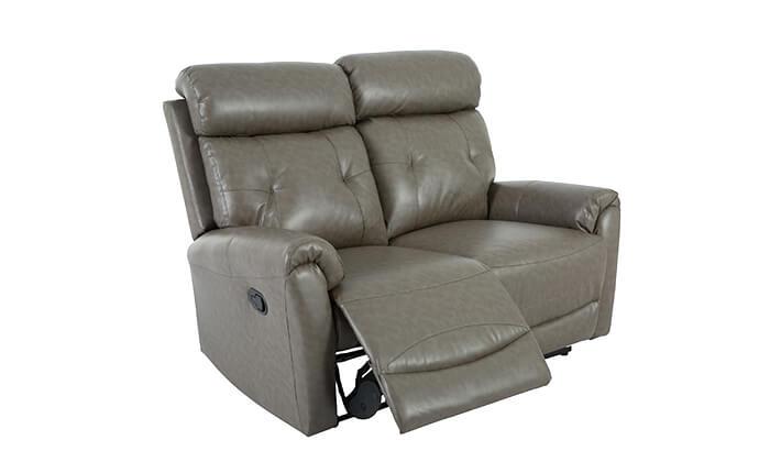 4 שמרת הזורע: סט סלון עם ספה תלת-מושבית, ספה דו מושבית וכורסה