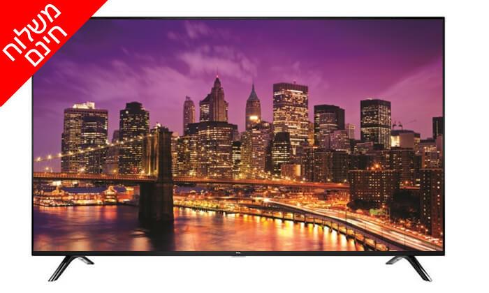 4 טלוויזיה TCL Full HD, מסך 40 אינץ'- משלוח חינם