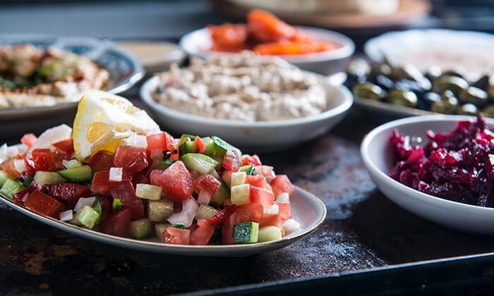 6 ארוחת סטייק ויין באווזי הכשרה ירושלים