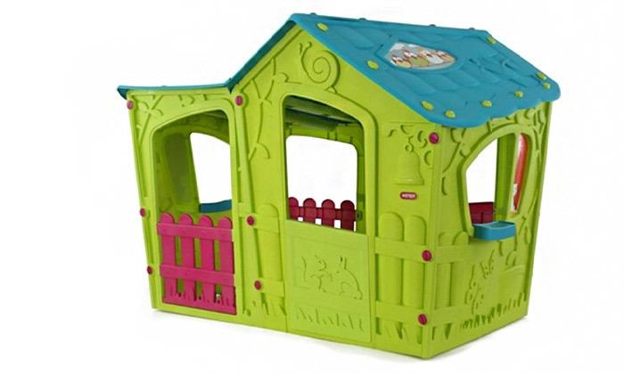 5 כתר: בית משחק לילדים בעיצוב טירה