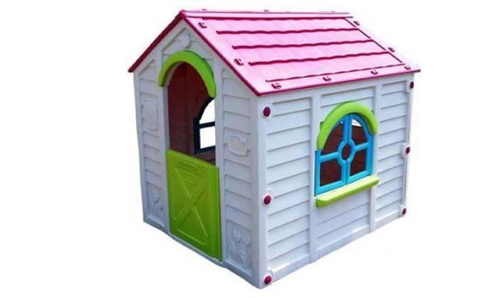 3 כתר: בית משחק מעוצב לילדים